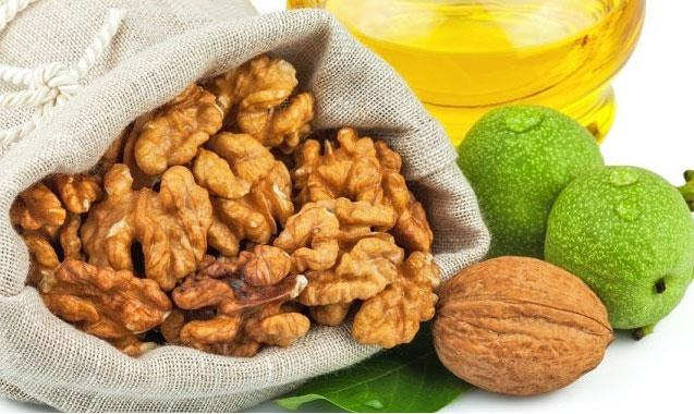 рецепты лечения грецкими орехами