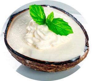 кокосовые сливки