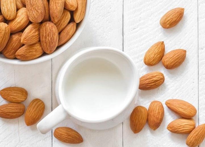 миндальное молоко рецепт