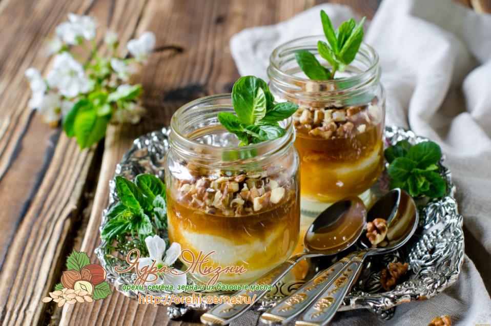 грецкие орехи в кулинарии