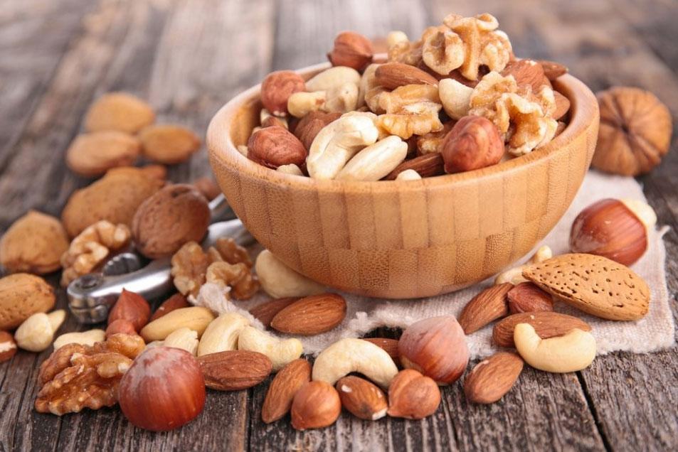 витаминная ореховая смесь