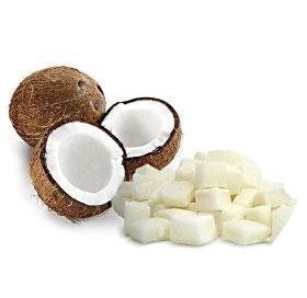 сушеный кокос