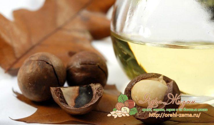 Как применять масло макадамии для лица в домашних условиях