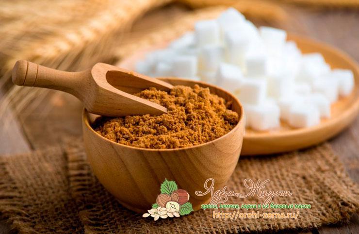 Кокосовый сахар польза и вред для организма