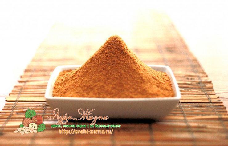 Кокосовый сахар: применение в кулинарии