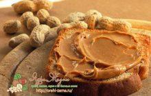 арахисовое масло паста