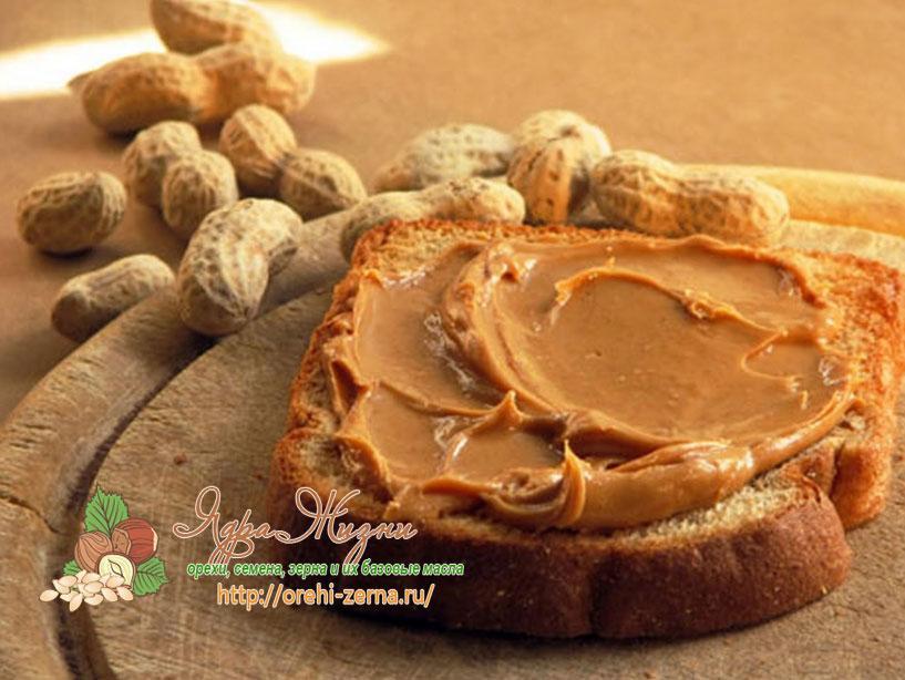Арахисовое масло (паста) - классический рецепт приготовления в домашних условиях