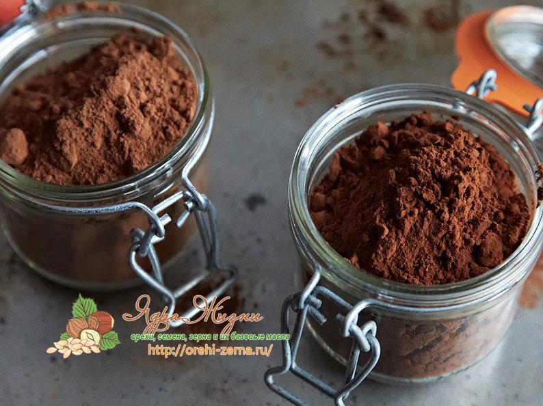 сорта какао