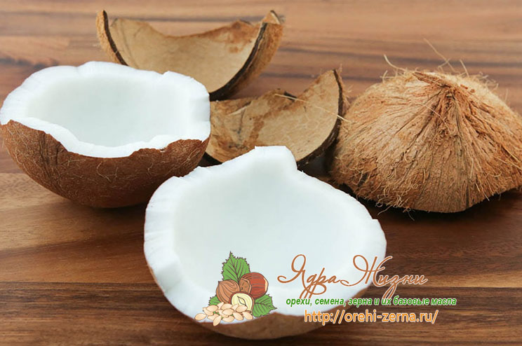 Как открыть и расколоть кокос в домашних условиях