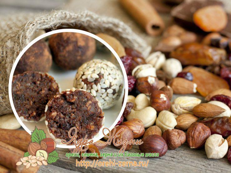 Орехи кедровые потенция