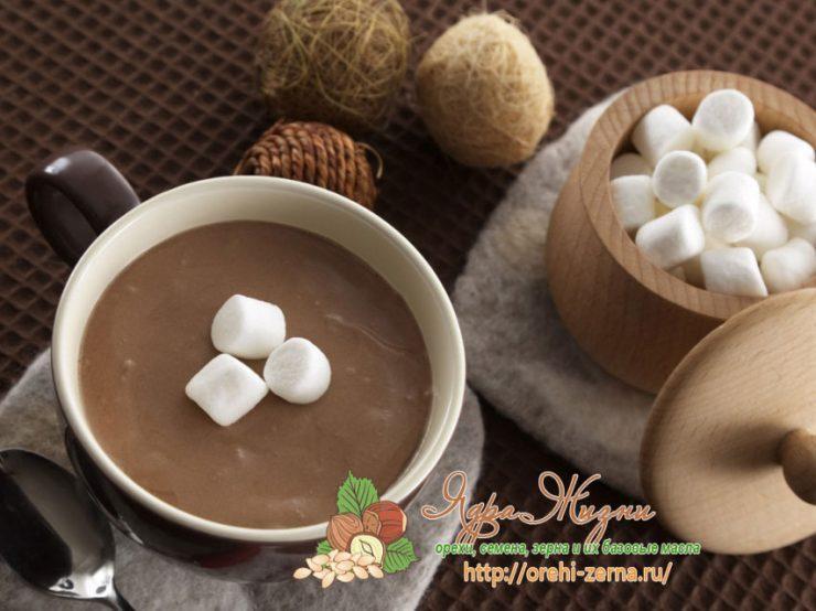 Как варить какао с молоком