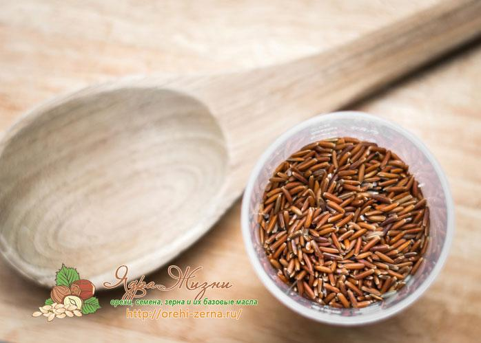 как сварить бурый рис в мультиварке