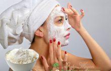 маски из рисовой муки