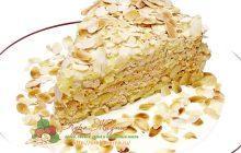 рецепт миндального торта