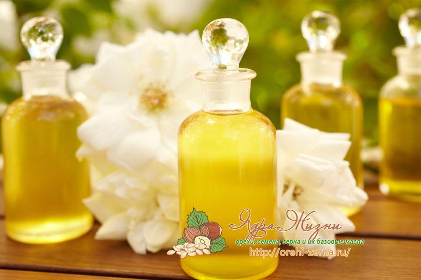 базовые растительные масла