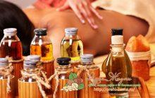 базовые масла для массажа