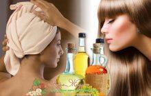 базовые растительные масла для волос