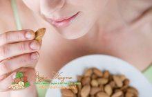 польза орехов для женщин