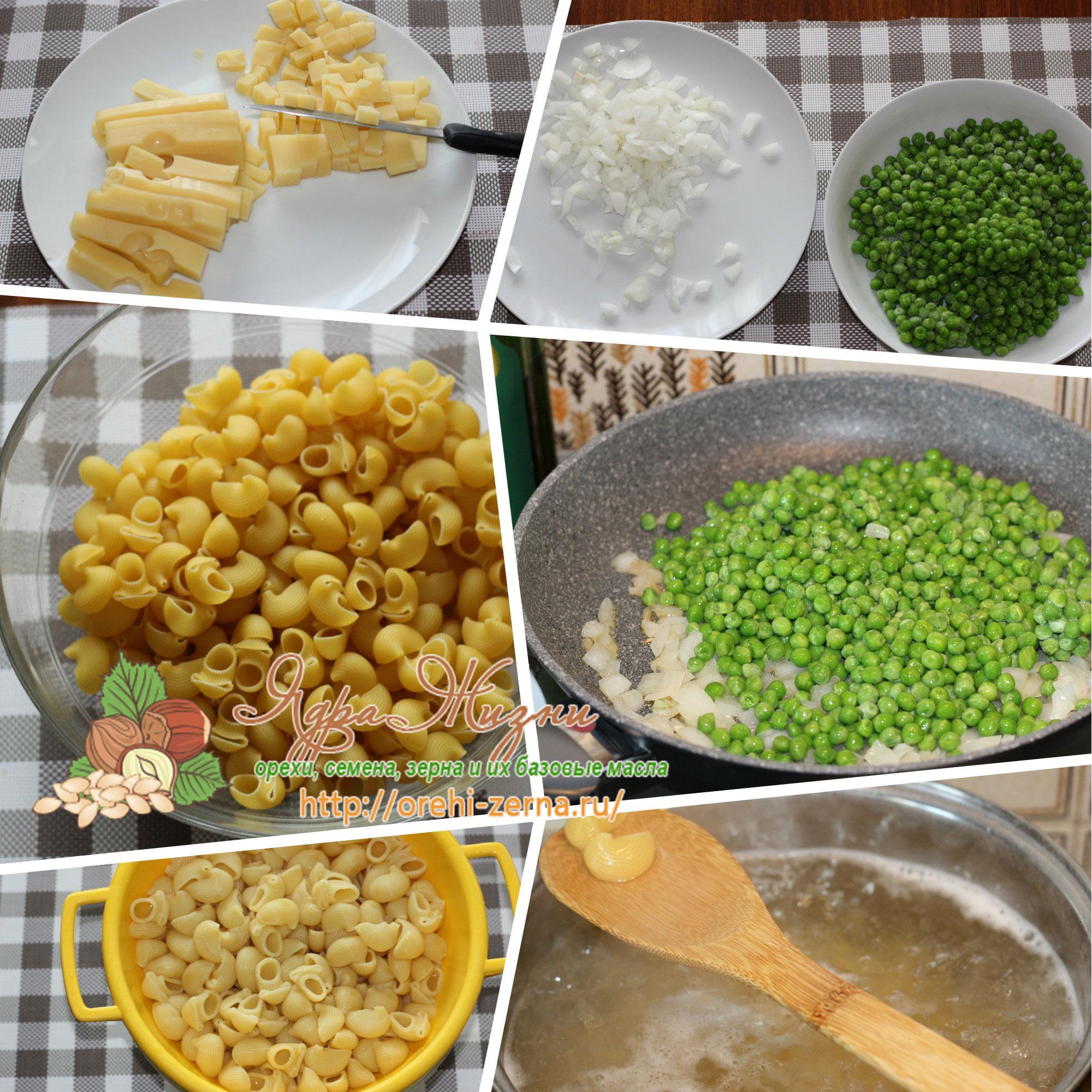 итальянская паста рецепт