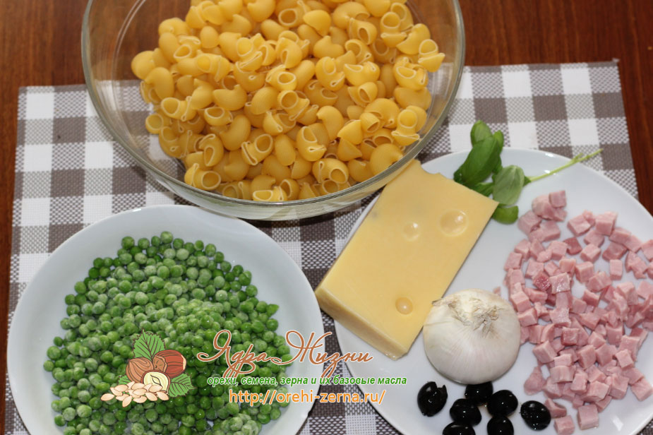 как готовить итальянскую пасту