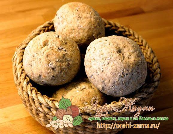 печенье из амарантовой муки