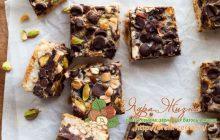 сливочное печенье с орехами