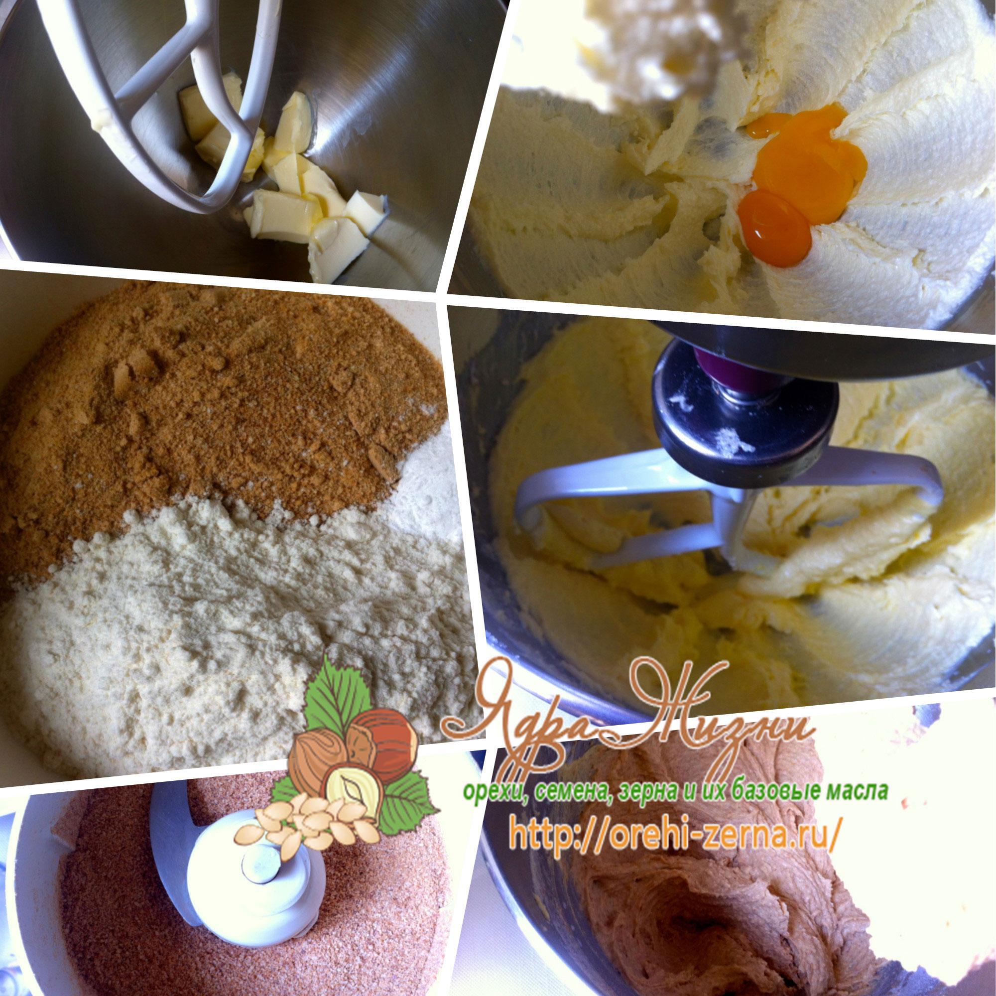 кексы амаретто рецепт