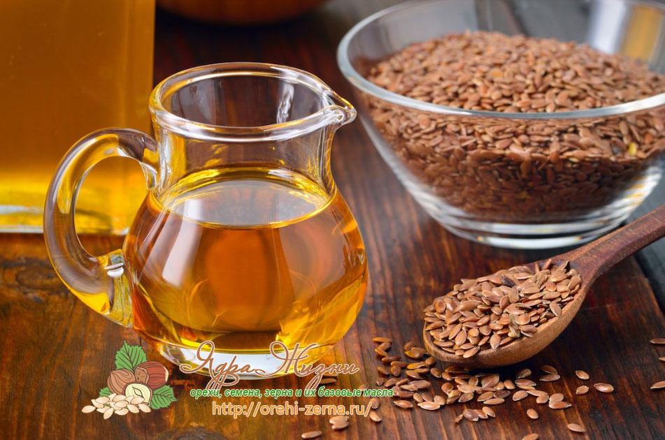 льняное масло польза для кожи лица и тела