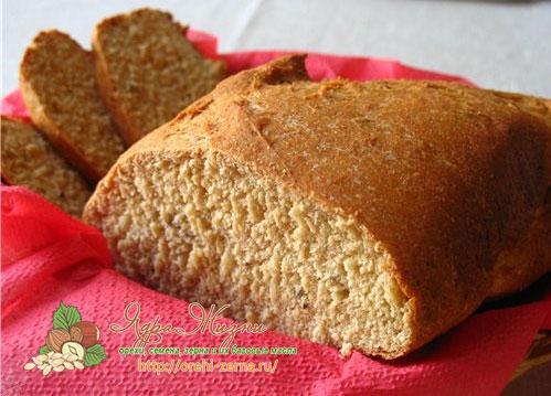 индийский нутовый хлеб
