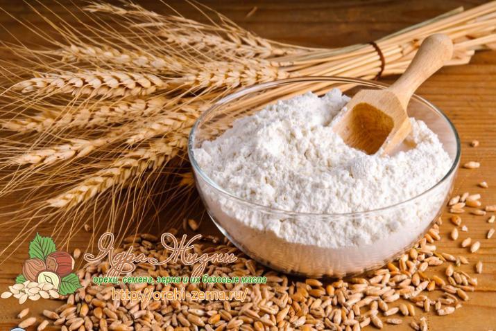 мука из пшеницы польза и вред