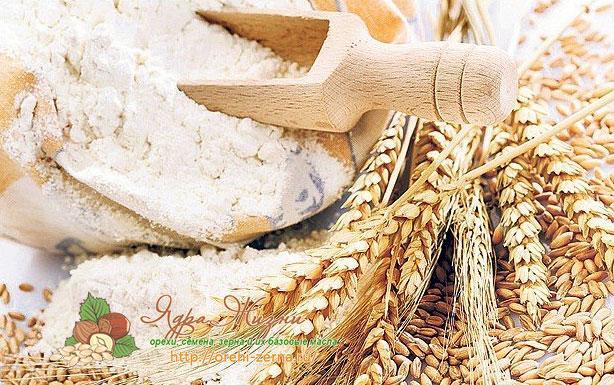 как сделать муку из пшеницы