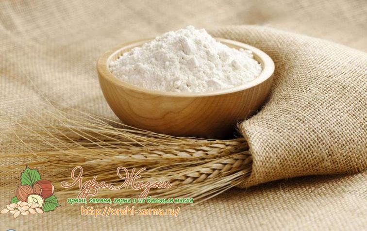 пшеничная мука полезные свойства