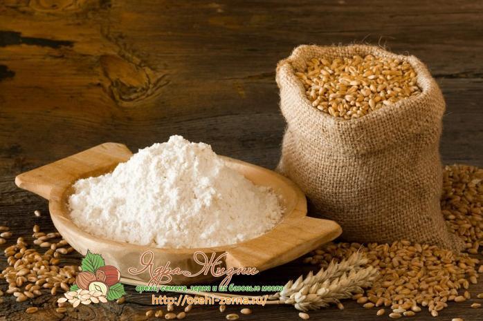 пшеничная мука польза и вред