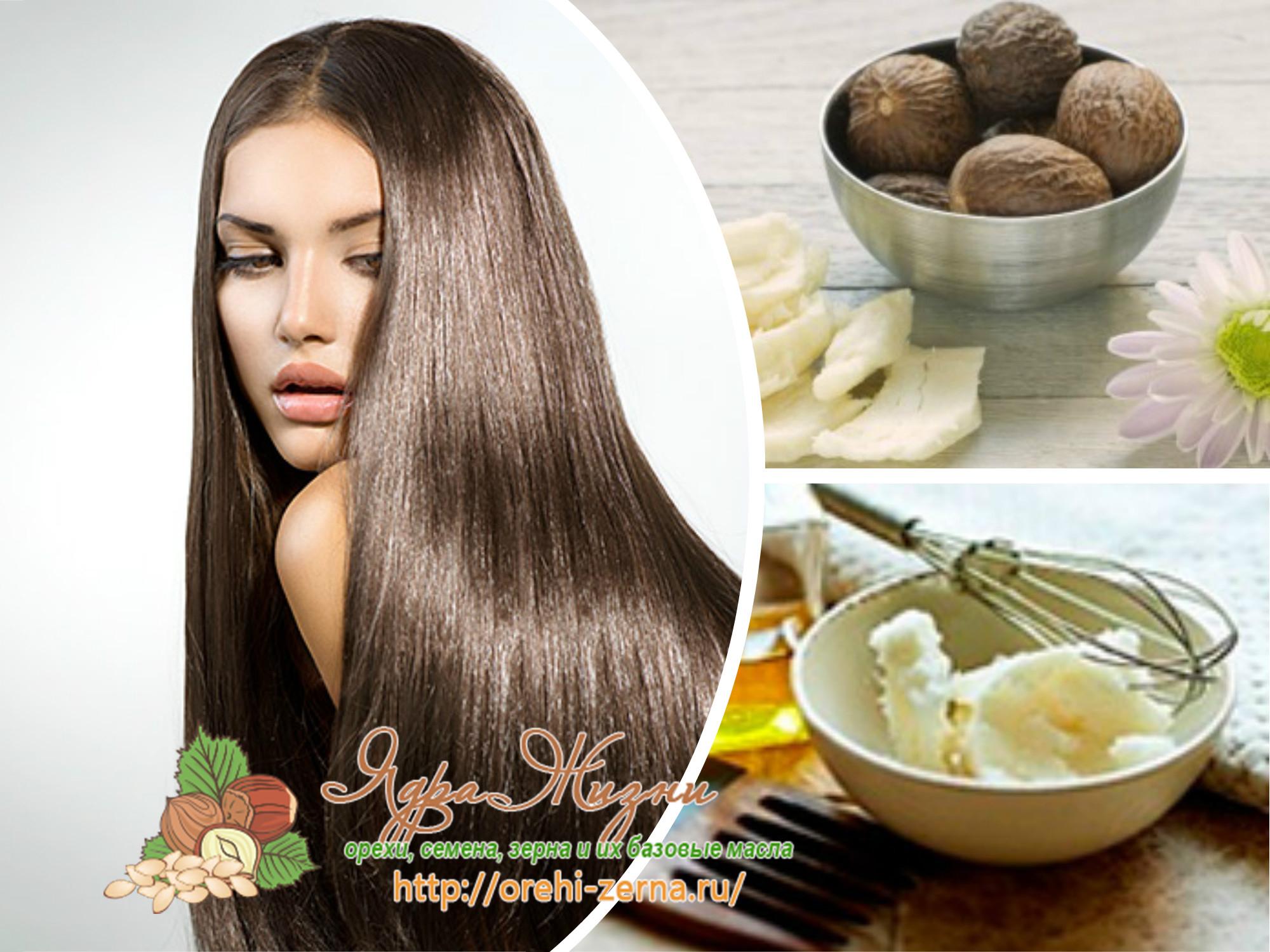 Маски для волос с маслом ши в домашних условиях