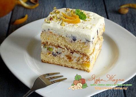 сицилийский торт