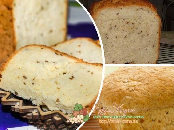 медовый хлеб с семечками рецепт