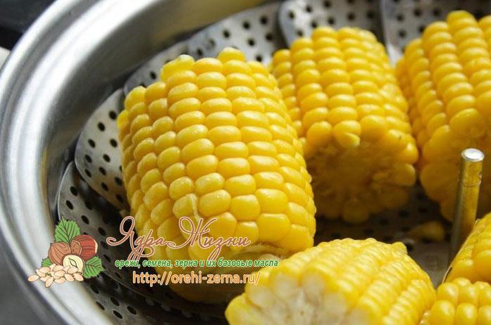 как готовить кукурузу в мультиварке