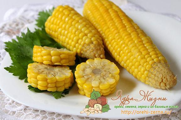 как сварить кукурузу в микроволновке