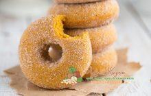 тыквенные пончики рецепт