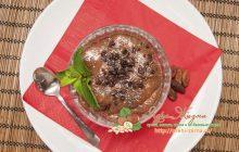 Шоколадный пудинг рецепт