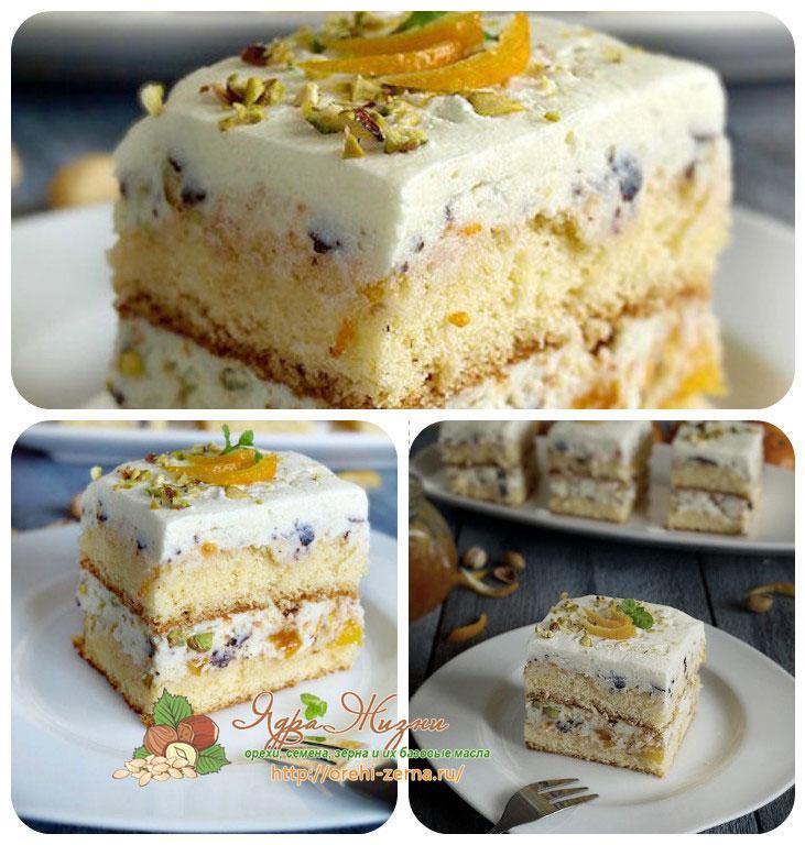 Как приготовить сицилийский торт