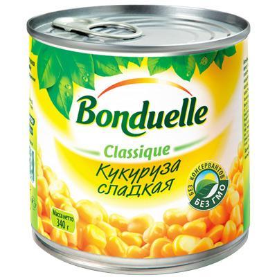 Сорта кукурузы Бондюэль