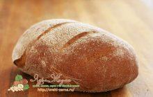 американский ржаной хлеб