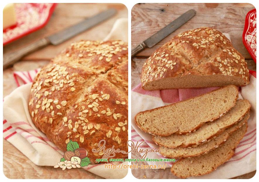 Ирландский хлеб рецепт