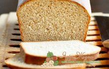 Рецепт хлеб для сэндвичей и тостов