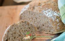 пшеничный хлеб с отрубями