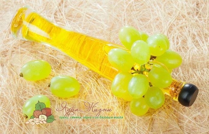 маски с маслом виноградной косточки для волос