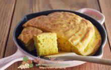кукурузный хлеб на пахте