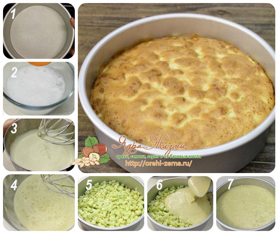 яблочный пирог рецепт пошаговая инструкция-хв3