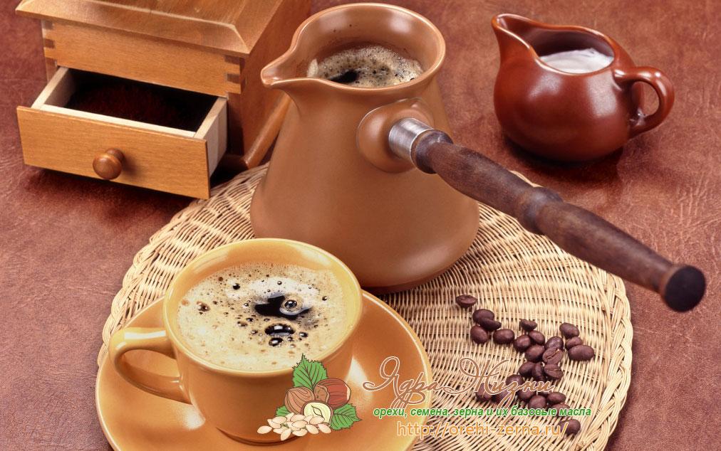 Как заварить кофе в турке рецепт